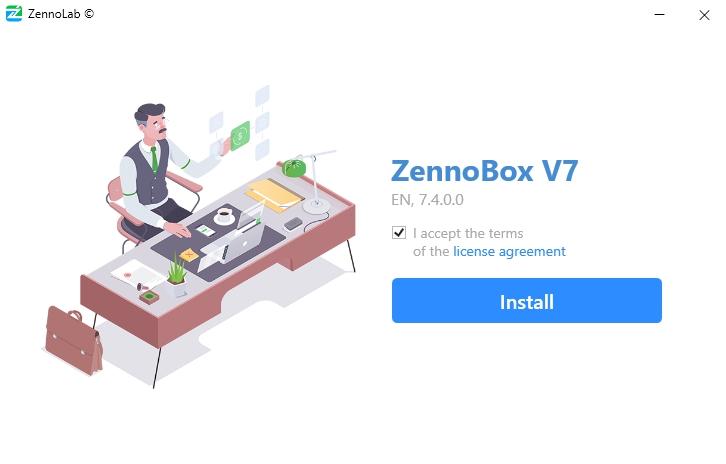 zennobox first